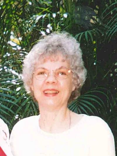 Virginia Fegley 1944-2016
