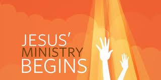 Jesus' Ministry Begins