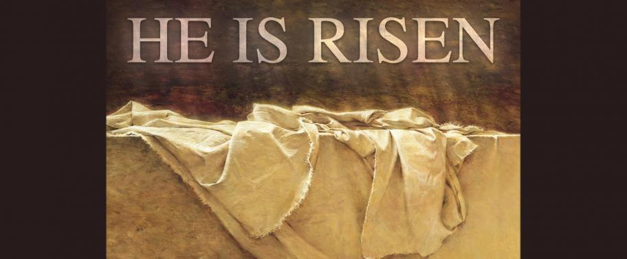 He Is Risen For You