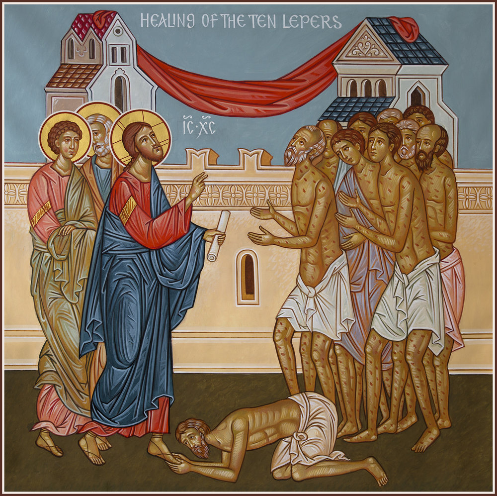 Fourteenth Sunday after Holy Trinity