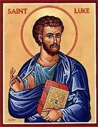Matins      Commemoration of St Luke