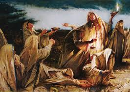 Sermon - Parable of the Ten Virgins