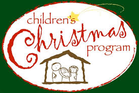 Children's Christmas Program Video