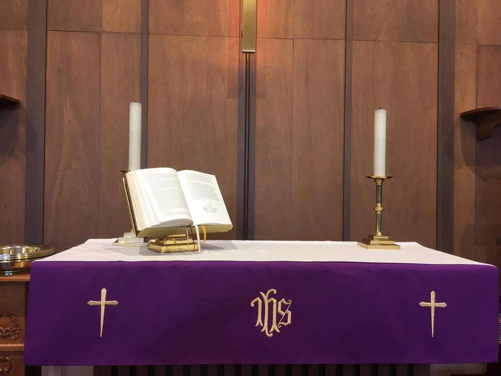 Fifth Midweek in Lent