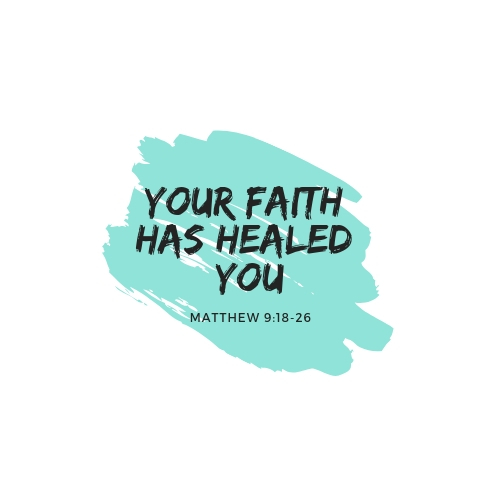 Luther Sermon - Your Faith Has Healed You