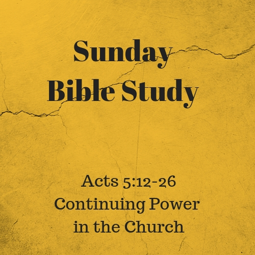 Continuing Power in the Lord's Church