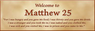 Matthew 25:11-25