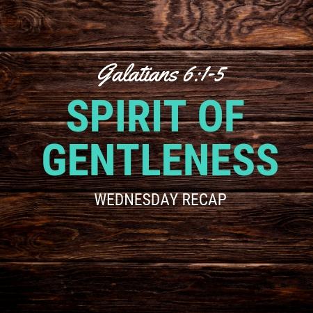 Spirit of Gentleness