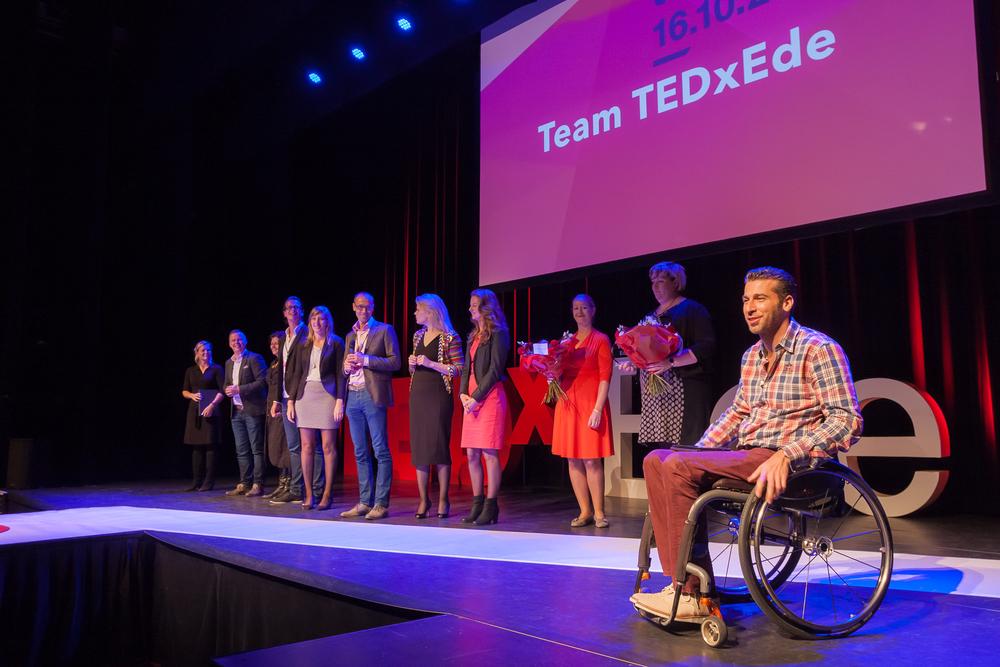 Team_TEDxEde