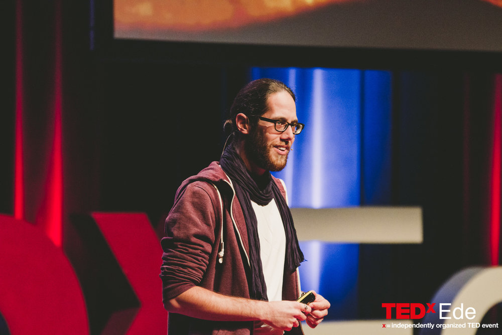 TEDxEde_TimHofmeester_