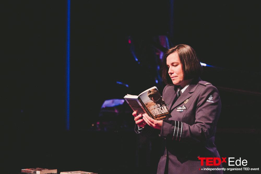 TEDxEde_Esmeralda_Kleinreesink