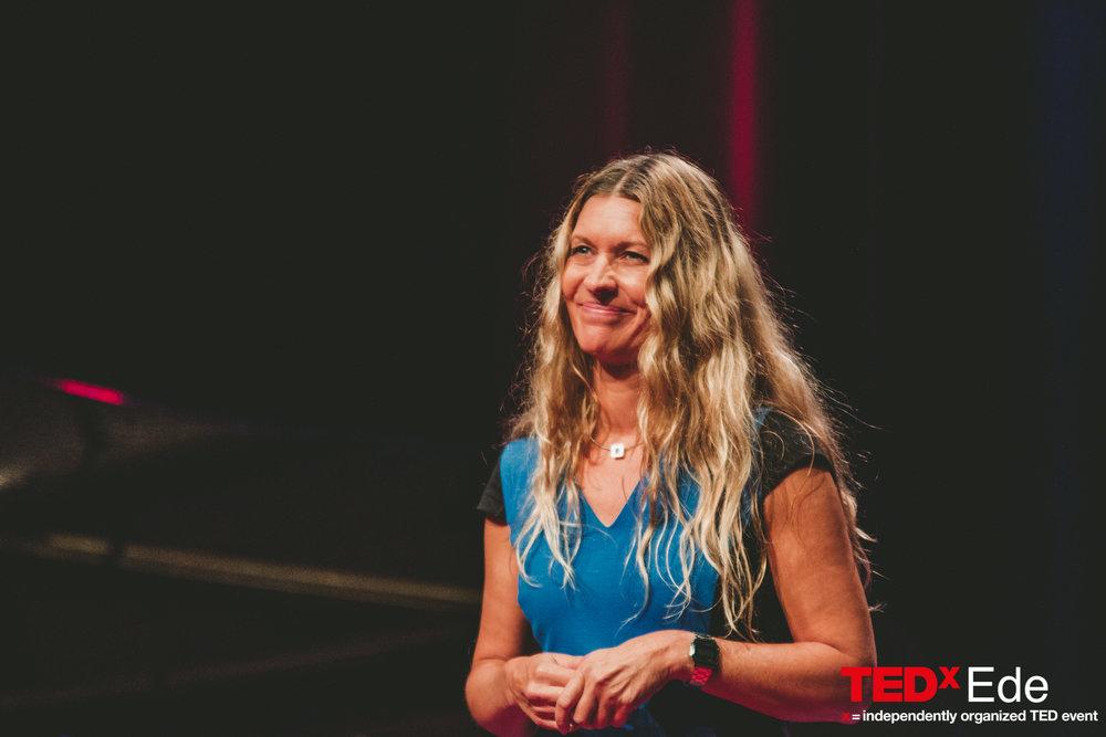 TEDxEde_Irene_van_Staveren_©ERIC BRINKHORST