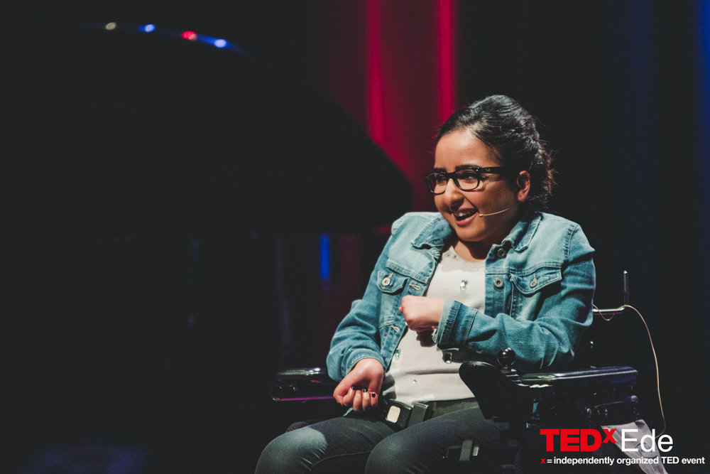 TEDxEde_Mehtap_Ocek