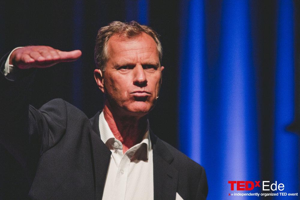 TEDxEde_Hans_Bouscholte