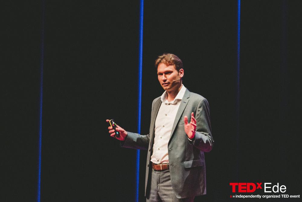 Arnold_van_Vliet_TEDxEde