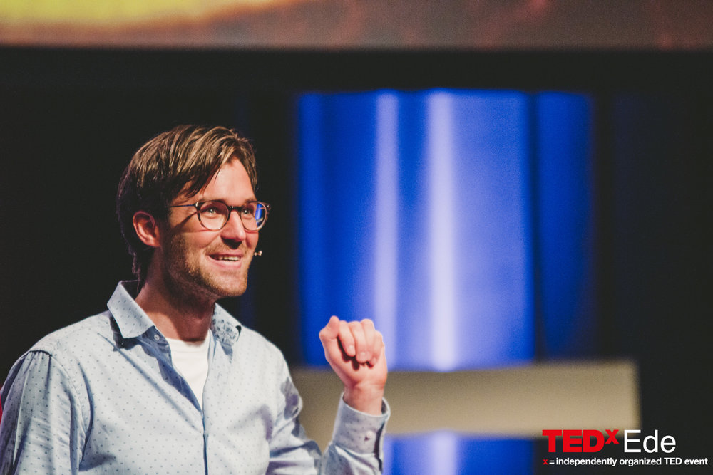 Koen_Lekkerkerker_TEDxEde