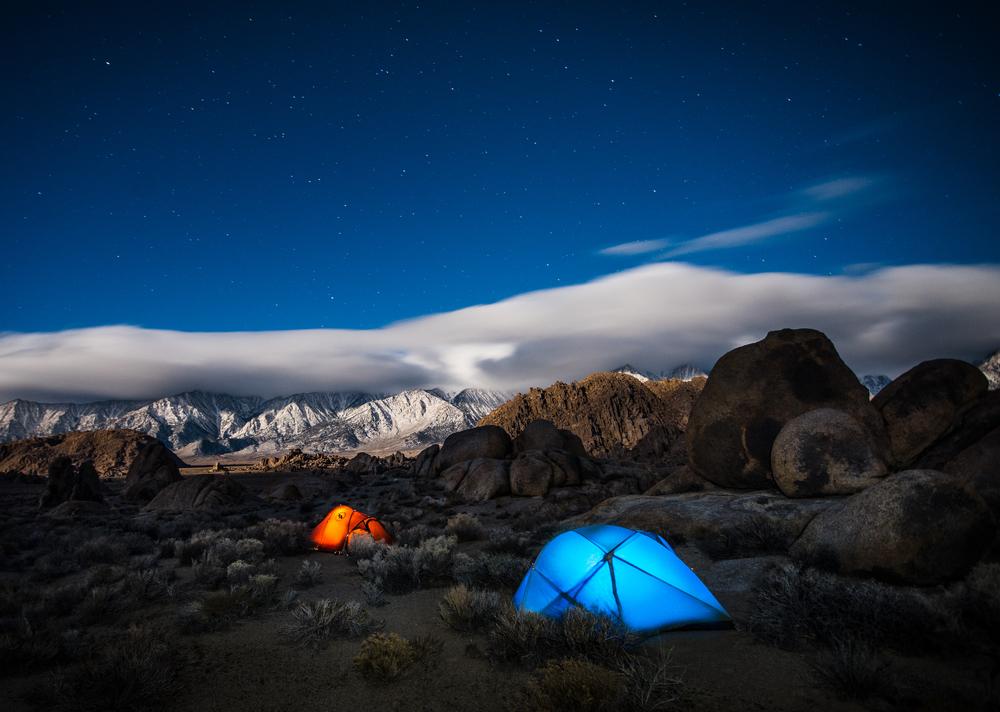 alabama hills camping