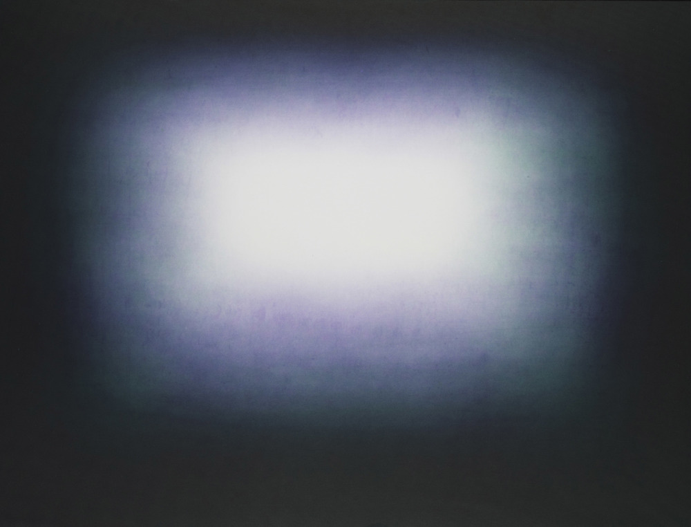 Anish Kapoor  Dark Green • 2011 Gravura em metal Edição: 39 76.2 x 100 cm