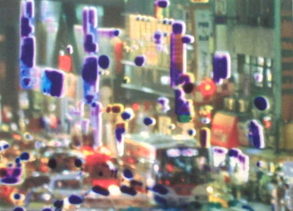 Catherine Yass   Invisible City: North West F6 • 2001 impressão a jato de tinta Edição: 40 59 x 80 cm