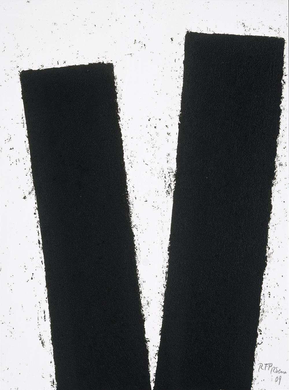 Richard Serra  Promenade Notebook Drawing V •2009 Gravura em metal Edição: 50 40 x 29.7 cm