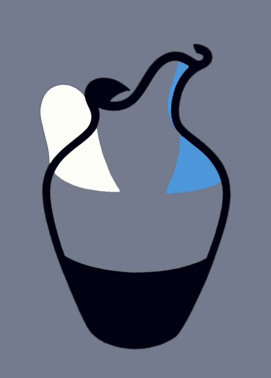 Patrick Caulfied   Water Jug Serigrafia   Edição: 80   99.8 x 77.6 cm