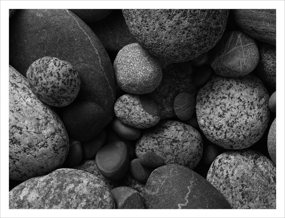 Pedras Pr 1  Fotografia  imagem 67,5 x 90 cm/ com moldura 84,5 x 104,3 cm