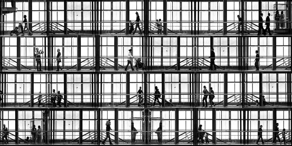 Museu Paris  2015  impressão sobre papel  35 cm x 60 cm