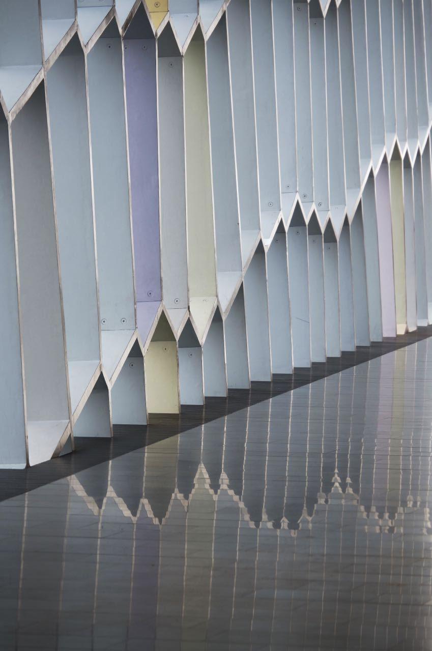 Harpa In  2016  c-print em metacrilato  150cm x 100cm