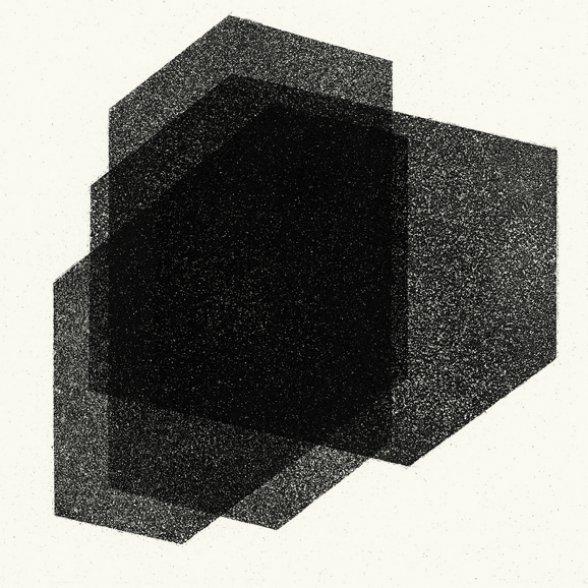 Antony Gormley  Matrix VII 2016  aquatinta Edição: 18/25 moldura: 41,2 x 41,2