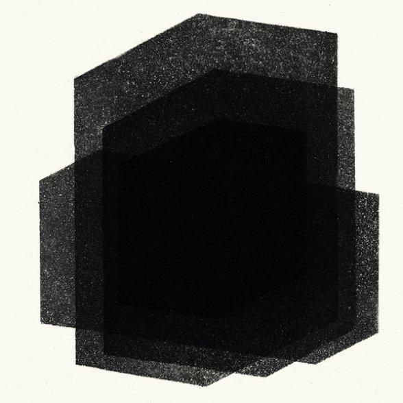 Antony Gormley  Matrix VIII 2016  aquatinta Edição: 18/25 moldura: 41,2 x 41,2