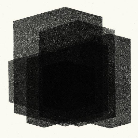 Antony Gormley  Matrix IX 2016  aquatinta Edição: 18/25 moldura: 44 x 44 cm