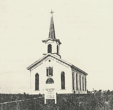 The church in 1930