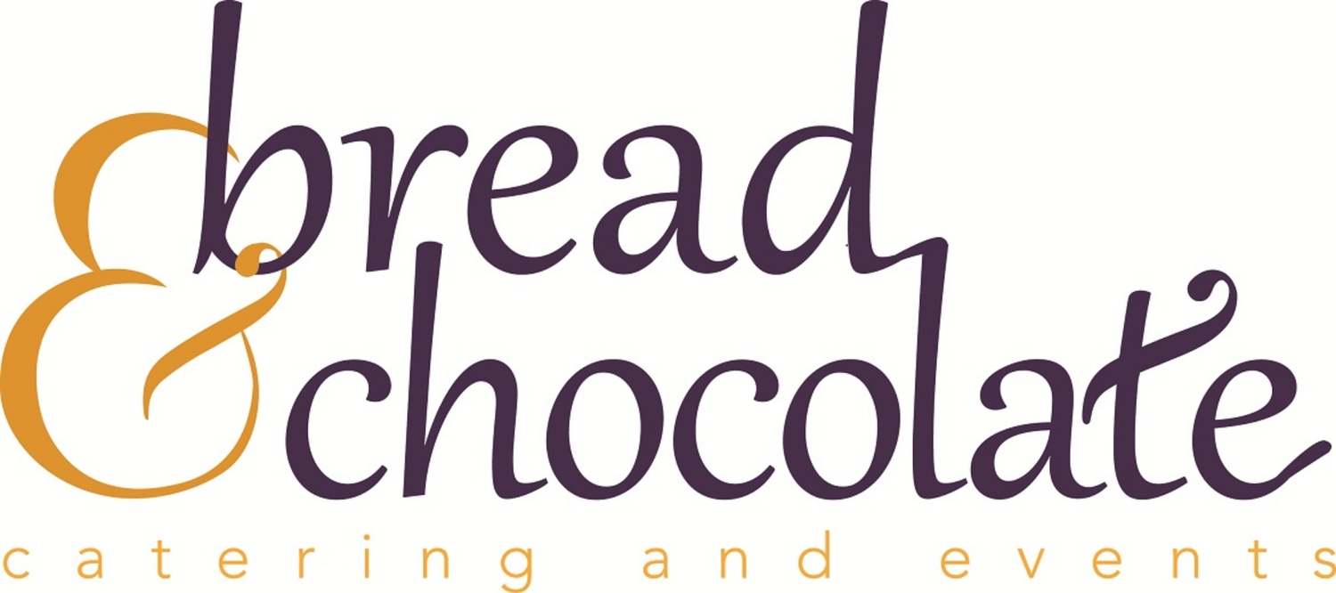 bread & chocolate, catering & events