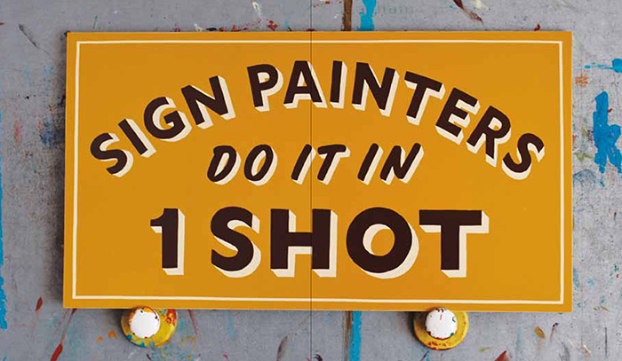 Sign Painters, the boo...