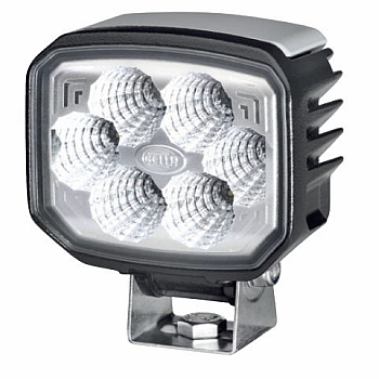 hella power beam 1500 led work lamp 996288001 partshubdirect. Black Bedroom Furniture Sets. Home Design Ideas
