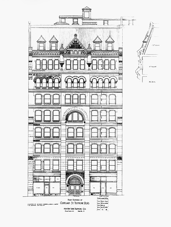 metropolitan telephone building