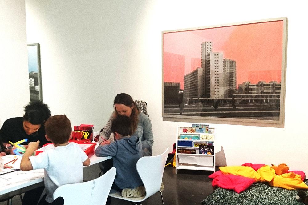 Creative Family Workshops - Freelance Facilitator