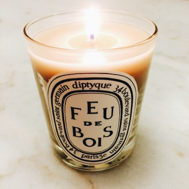this candle, because it smells as good as they say.