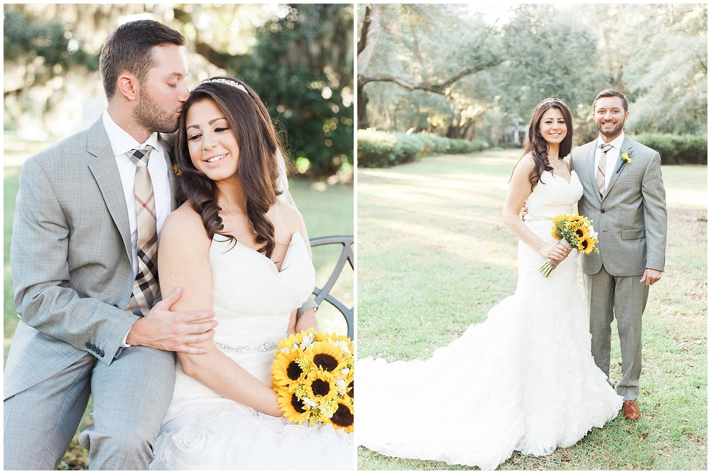 Carolina Wedding Photographer | Wynona Benson Photography | Arielle & Bobby