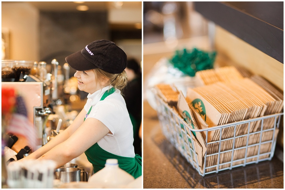 Starbucks Coffee | Commercial Photographer