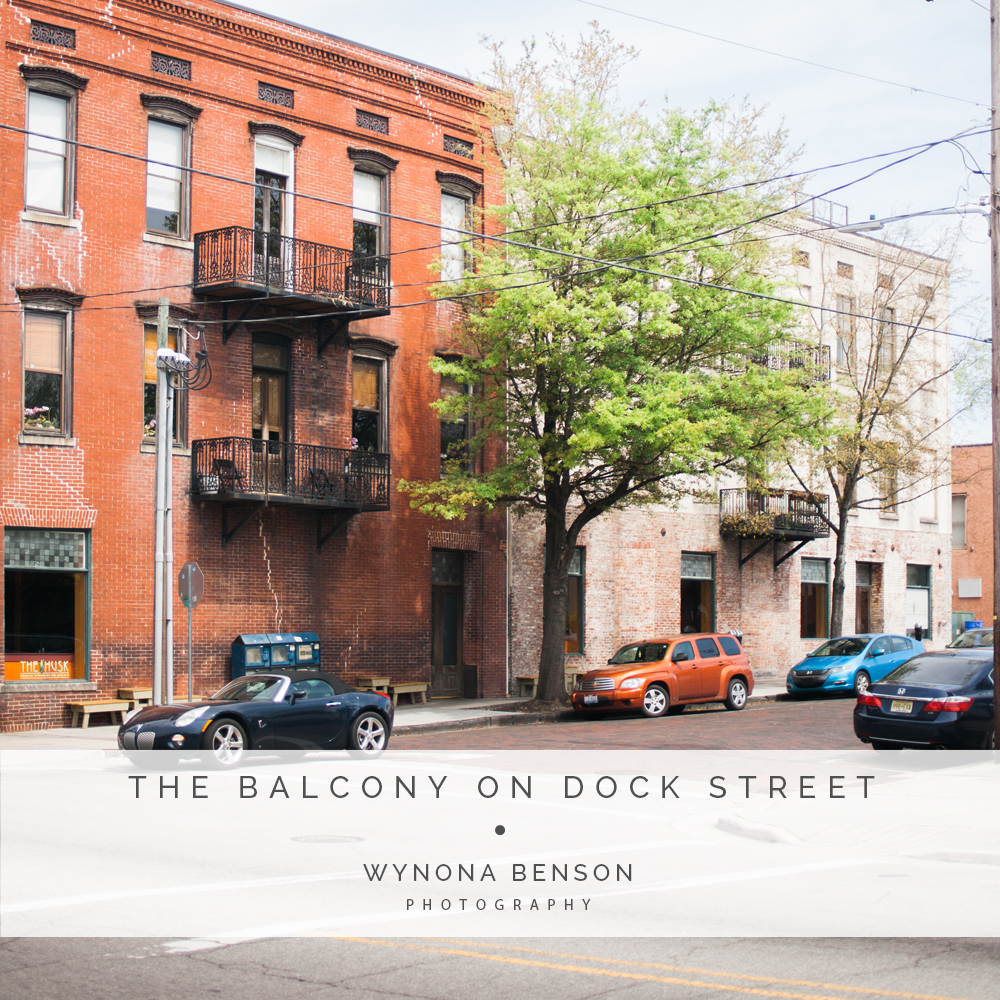 The Balcony On Dock Street | Wedding Venues in Wilmington NC