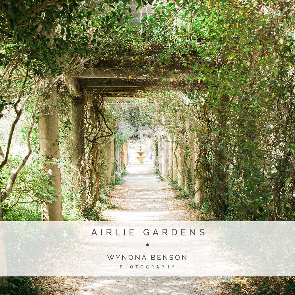 Airlie Gardens | Wedding Venues in Wilmington NC