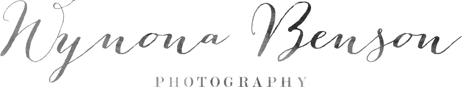 Wynona Benson Photography | Wilmington NC & Utah Photographers