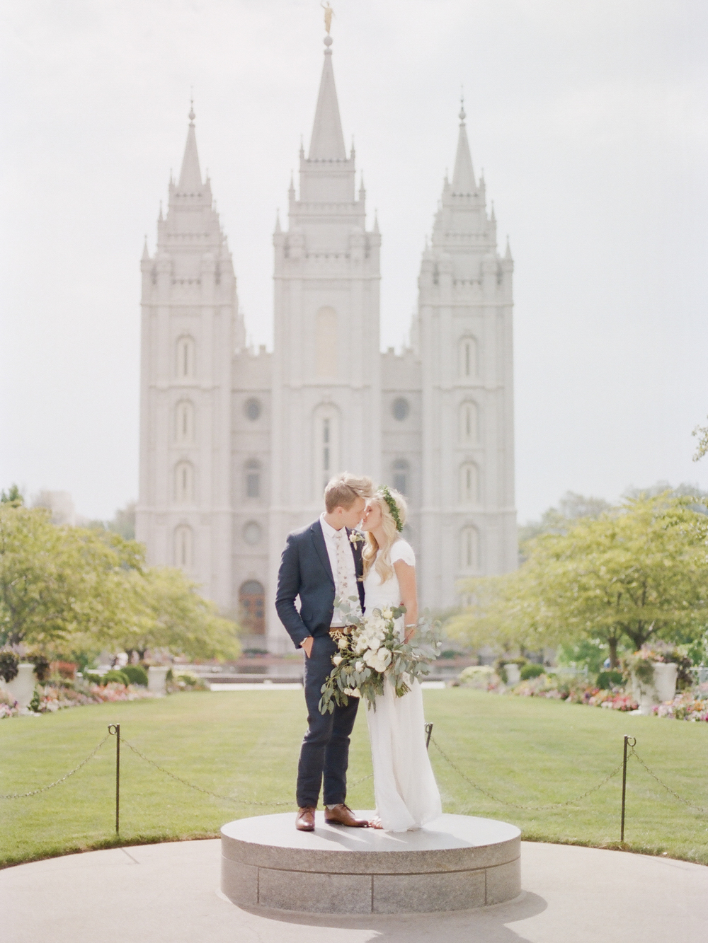 Salt Lake City Utah Wedding Photographers