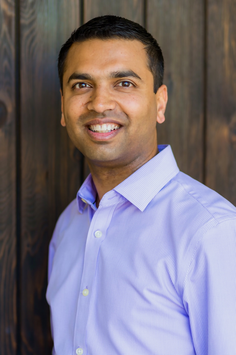 Shrenik Shah, Founder & CEO