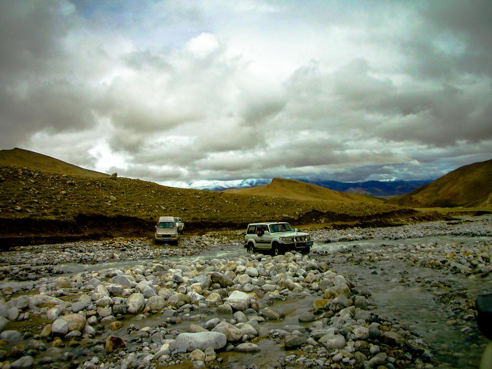 Tibet, 2007