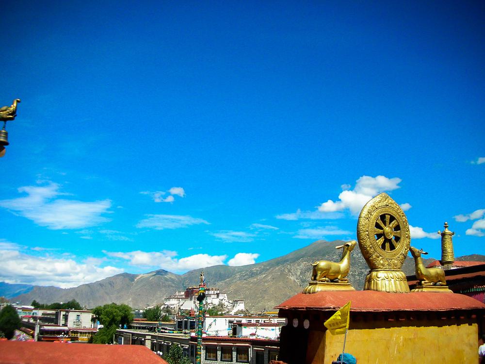 Jokhang Temple, Lhasa, Tibet, 2007