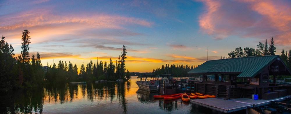 Jenny Lake, Grand Teton National Park, 2014