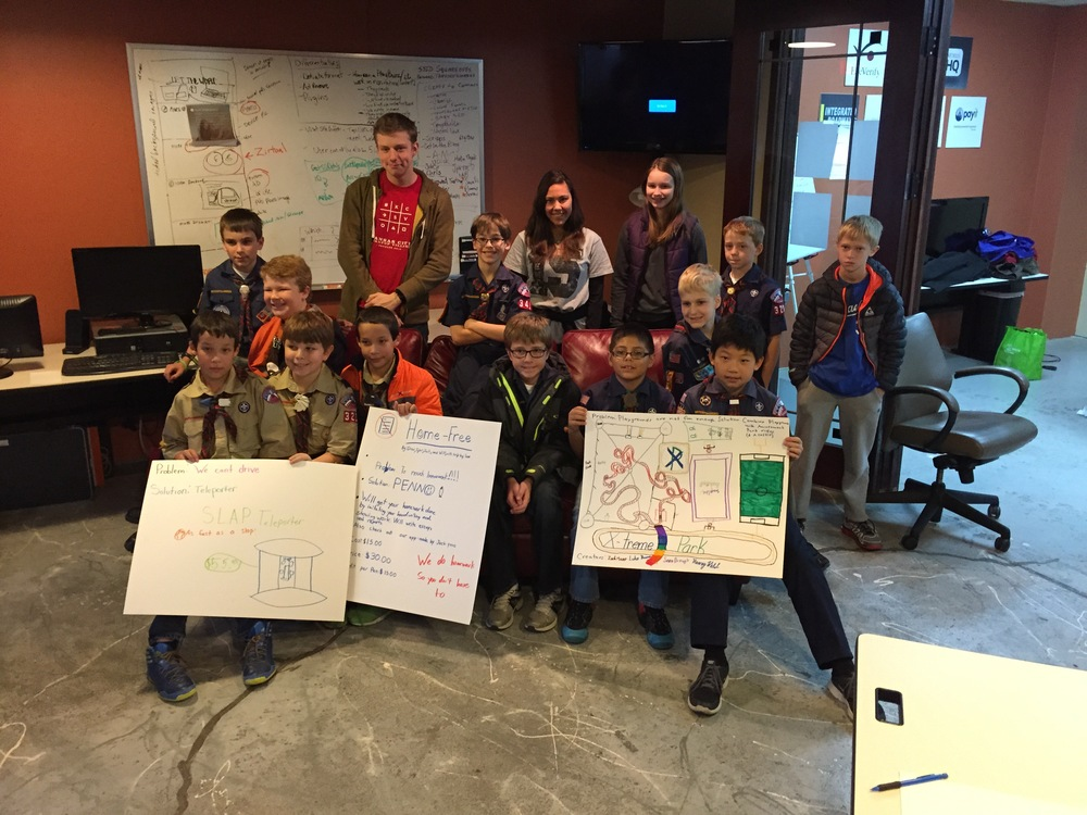 Scouts and explorers