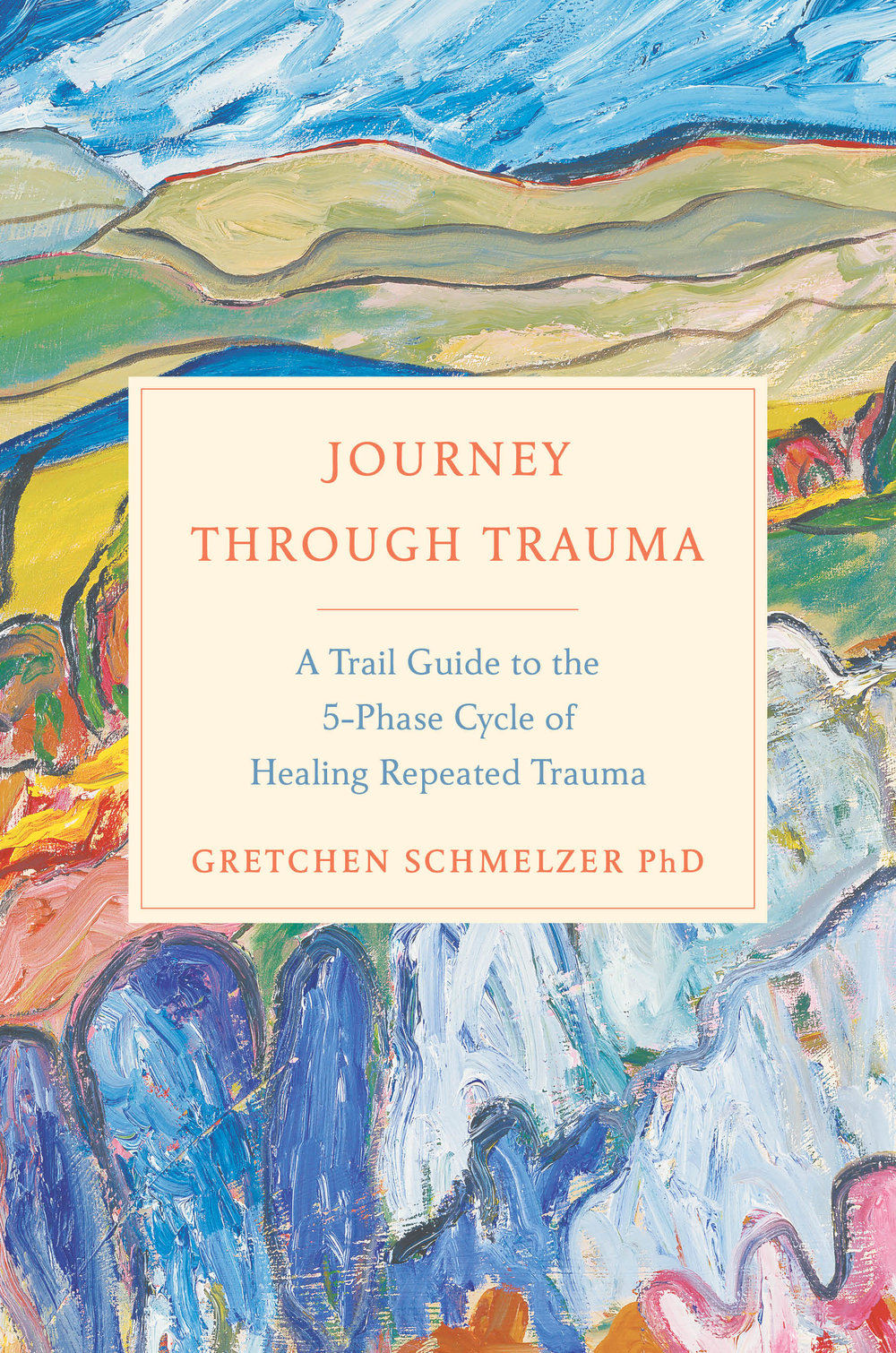 Journey Through Trauma available for  Pre-order Now .